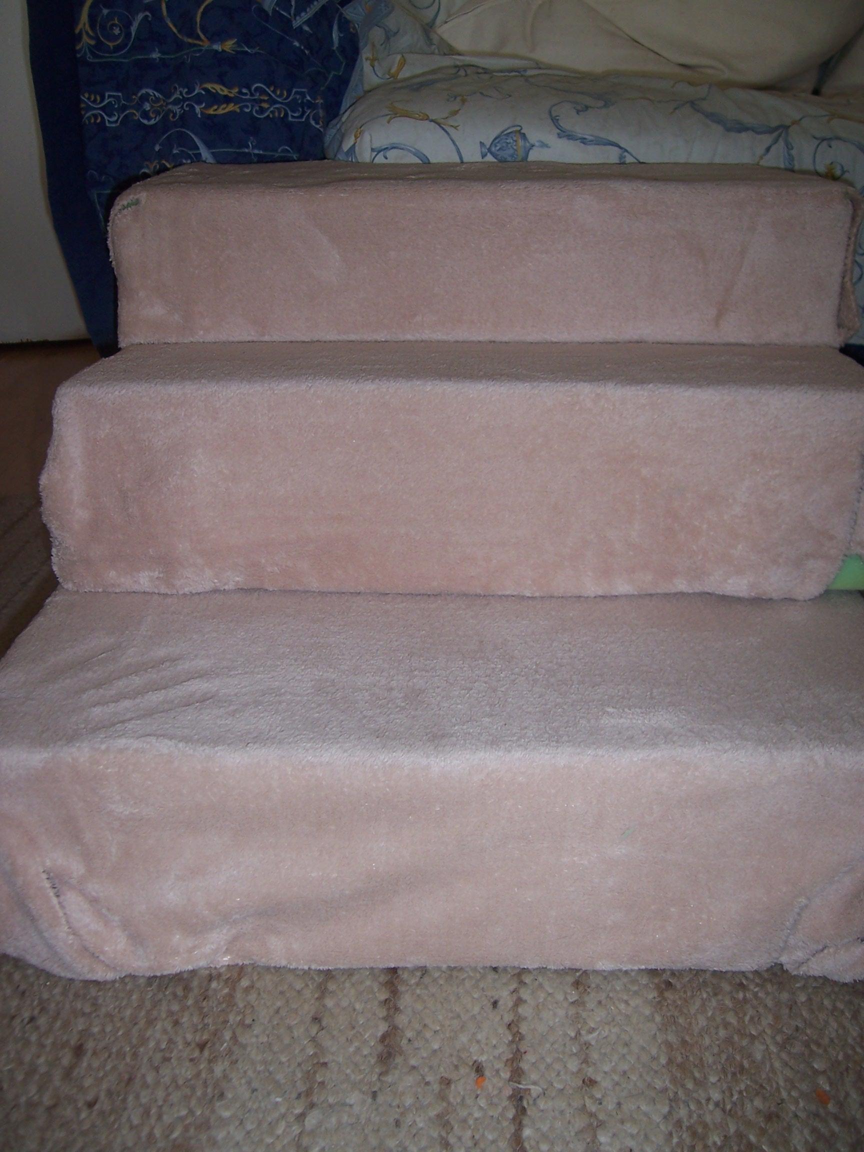 treppe f r alte und kleine hunde auch welpen aus. Black Bedroom Furniture Sets. Home Design Ideas