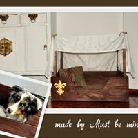 thema november hundebetten selber machen. Black Bedroom Furniture Sets. Home Design Ideas